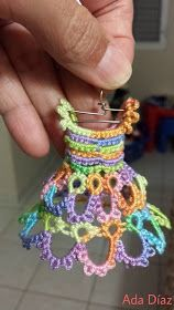 Carollyn's Tatting Blog: PinChick's Kiss Kiss, Plus More!
