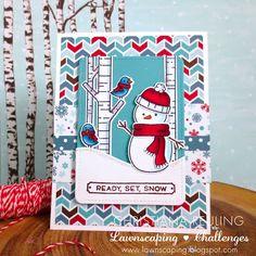 Lawnscaping Challenge: Lawnscaping Challenge: Winter Wonderland sponsored by ELLEN HUTSON