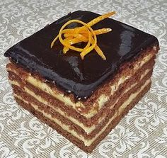 Hungarian Recipes, Tiramisu, Cake, Ethnic Recipes, Food, Kuchen, Essen, Meals, Tiramisu Cake