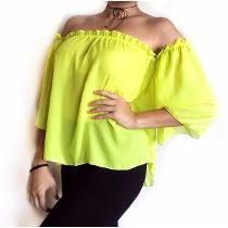 Blusas Dama Campesinas Casuales Chifon Hombros Descubiertos Off Shoulder Blouse, Women, Fashion, Moda, Women's, Fasion, Trendy Fashion, La Mode