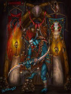 11 Best Voljin Images Warcraft Characters Warcraft Art Horde