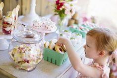 Avery's Sweet Strawberry Birthday Party | The TomKat Studio