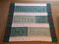 Ravelry: Mommys Boy pattern by Glee Brown Workman