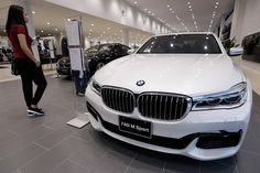 BMW won't chase sales to keep U.S. luxury crown - http://blog.clairepeetz.com/bmw-wont-chase-sales-to-keep-u-s-luxury-crown/