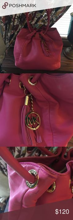 2e3d3097e2ad30 Michael Kors Ring Tote Purse MK Jet Set East West Ring Tote. Michael Kors  has