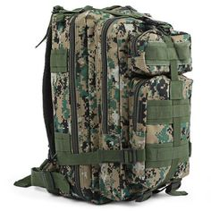 Military Tactical Backpack Oxford Sport Bag for Camping, Traveling, Hiking, or Trekking.Outdoor Hiking Bag, Explore your Vision This Tactical Backpack is Molle Backpack, Survival Backpack, Tactical Backpack, Hiking Backpack, Survival Gear, Tactical Survival, Travel Backpack, Survival Equipment, Santa Cruz