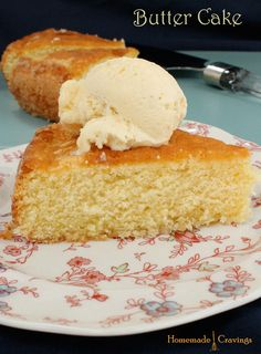 Butter Cake - allegedly the same as CPK