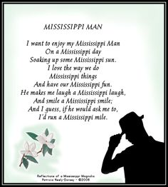 Reflections of a *Mississippi Magnolia*: Mississippi Man by Patricia Neely-Dorsey