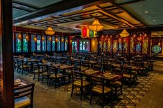 Nine Dragons Review at Disney Epcot China Pavilion – easyWDW
