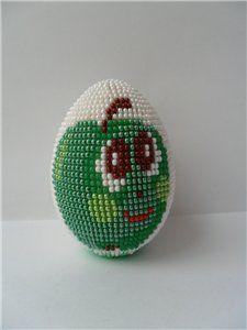Схемы для оплетения яиц. | biser.info - всё о бисере и бисерном творчестве