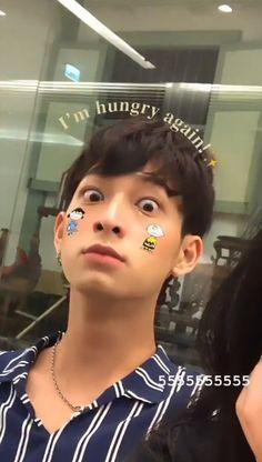 Meme Faces, Funny Faces, Drama Memes, Cute Actors, Thai Drama, Boyfriend Material, Celebrities, Boys, Thailand