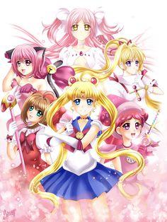 Magical Girls by Sekaia
