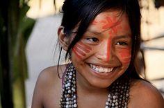 Xingu girl