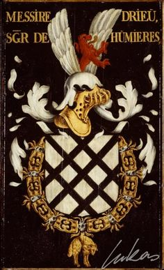 Armorial plates from the Order of the Golden Fleece | Lukas