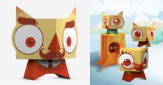 Blog_Paper_Toy_papertoys_Chouettes_VVF