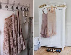 and mum wonder why I need a wardrobe.