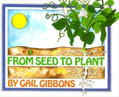 books about plants for kindergarten - Google Search