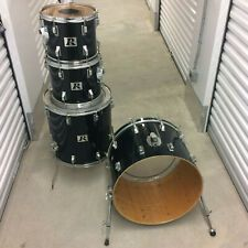 Rogers Drum Kit W 18 Inch Floor Tom Cheap Player S Set Ny Pickup Only In 2020 Rogers Drums Drums Drum Kits