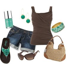 Summer, created by tigerwoman37086 on Polyvore