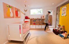 Clipper Street - modern - Nursery - San Francisco - Red Princess Productions
