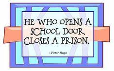 Doorway to learning. School Doors, Creative Teaching, Education Quotes, Prison, Bar Chart, Classroom, Learning, Doorway, Teacher Stuff