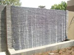 Superbe Water Wall Features For Patios
