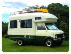 1979 Bedford CF Karavan