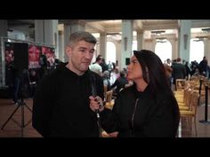 LIAM SMITH REACTS TO HEATED LIVERPOOL PRESS CONFERENCE Boxing News, Try Again, Will Smith, Liverpool, Conference