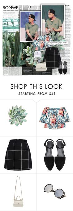 """""""I'm ready...."""" by ani-onni on Polyvore featuring Elizabeth and James, WithChic and Dolce&Gabbana"""