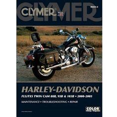 42 best motorcycle repair manuals images on pinterest repair clymer manual harley fls fxs twin cam 2000 2005 fandeluxe Images