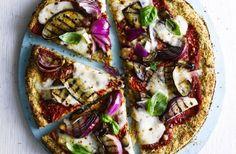 Een overheerlijke en gezonde broccoli pizza!