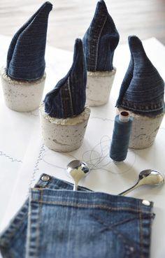 ZuckerZimt: Eine Jeans fürs Frühstücksei