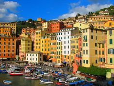 Camogli, Liguria, Italy   Camogli, Liguria, Italy