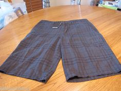 Mouse over image to zoom       Have one to sell? Sell it yourself  Men's Hurley 30 walk casual shorts Legion MW606LEG surf skate black NWT NEW