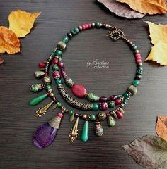 Смотрите это фото от @jewelry_by_svetlana на Instagram • Отметки «Нравится»: 38 #JewelryIdeas