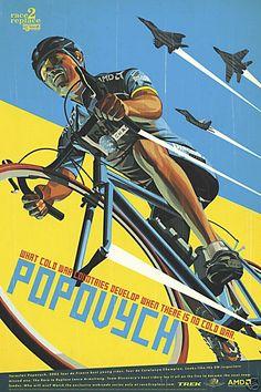 Pop   #cyclingposters @brooksengland  via @tonyplcc