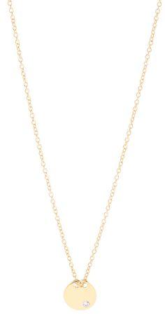 Gorjana Birthstone Crystal Necklace   SHOPBOP