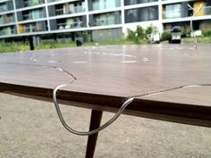 Davide's take on our Circa Table...