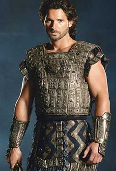 Eric Bana as Hector in Troy