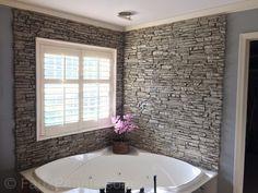 Commercial & Home Renovation Ideas   Stone Siding Photos