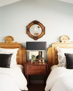 How to Mix Wood Finishes in Any Room - Design Inspiration - Lonny