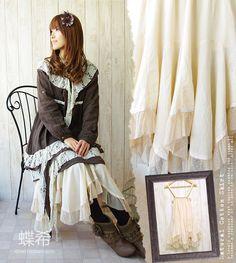 Mori Girl Dress