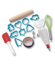 Take a look at this Cookie & Cupcake Set by Playful Chef on #zulily today!