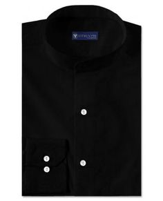 Buy Taxco Blue custom tailored shirts for men online made out of ...