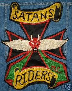 motorcycle club jacket art - Google Search