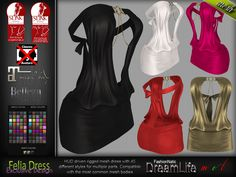 Sims 1, Sims 4 Mods, Sims 4 Hair Male, Sims 4 Clothing, The Sims4, Mesh Dress, Different Styles, Wigs, How To Wear