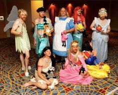 Disney! Lol anyone can cosplay!