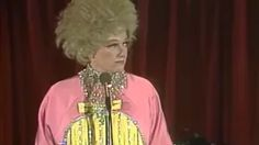SKINNY JOKES - POLITICALLY INCORRECT PHYLLIS DILLER AT HER ...
