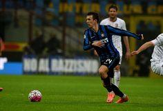 Ivan Perisic on the ball - Inter vs Palermo