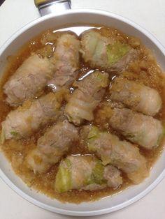 さっぱり☆豚バラキャベツのおろしポン酢 by まるチ [クックパッド] 簡単おいしいみんなのレシピが271万品
